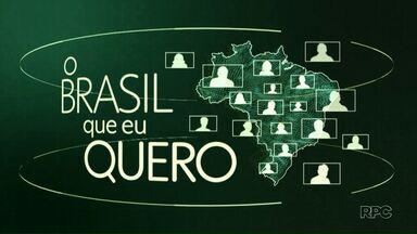 Qual Brasil você quer para o futuro? - Grave um vídeo de até 15 segundos, na horizontal, contando pra gente. Não esqueça de dizer seu nome e a cidade.