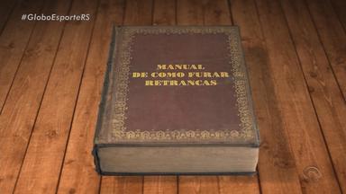Grêmio busca soluções no 'Manual de Como Furar Retrancas' para vencer jogos - Assista ao vídeo.