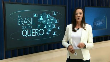 Que Brasil você quer para o futuro? Grave o seu vídeo e mande pra gente! - Os moradores de Maripá também podem participar da campanha.