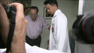 STF condenou o deputado Paulo Maluf, PP, a 2 anos e 9 meses de prisão domiciliar - Maluf foi condenado pelo crime de falsidade ideológica para fins eleitorais na campanha de 2010