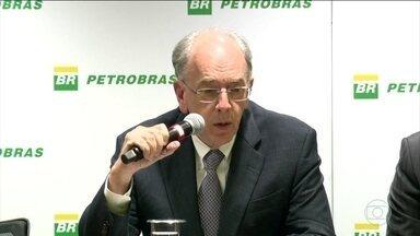Petrobras reduz 10% no preço do diesel nas refinarias durante 15 dias - Empresa estima que custo para o consumidor diminua R$ 0,25 por litro; depois de 15 dias, Petrobras vai retomar política de preços, diz Parente.