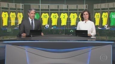 Jornal Nacional - Íntegra 23 Maio 2018 - As principais notícias do Brasil e do mundo, com apresentação de William Bonner e Renata Vasconcellos.