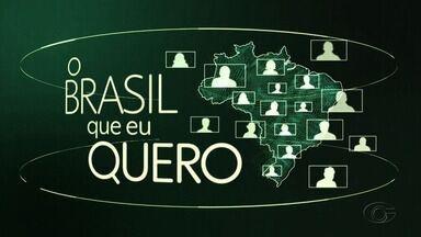 Que Brasil você quer para o futuro? Saiba como enviar o seu vídeo - Confira passo a passo.