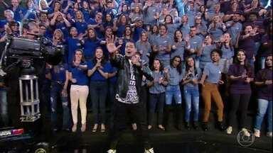 """Harmonia do Samba canta """"Hipnotizou"""" - Música faz parte de um dos trabalhos mais recentes do grupo"""