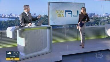 Bom Dia Rio - Íntegra 30 Maio 2018 - As primeiras notícias do Rio de Janeiro, apresentadas por Flávio Fachel, com prestação de serviço, boletins de trânsito e previsão do tempo.
