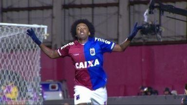d5d71c93b0 Paraná 2 x 1 Fluminense - Campeonato Brasileiro 2018 rodada 9 ...