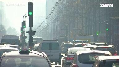 Poluição do ar mata sete milhões por ano no mundo