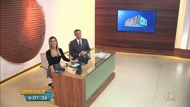 Confira os destaques do Bom Dia Goiás desta terça-feira (5) - Motorista preso por matar esposa grávida confessa crime à Polícia Civil, diz delegado.