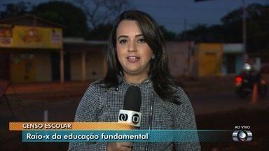 Censo escola visa fazer raio-x da situação da educação fundamental - Projeto é realizado pelo Ministério da Educação.