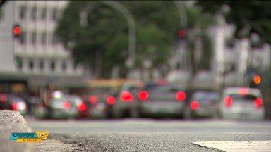 A cada duas horas, uma pessoa é vítima de acidente de trânsito em Curitiba - A imprudência é a principal causa de violência no trânsito.