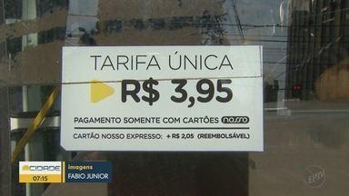 Passagem de ônibus vai ficar mais cara em julho em Ribeirão Preto, SP - As empresas já preparam os cálculos e dizem que não dá para baratear ou manter a tarifa atual, apesar da diminuição no preço do diesel.