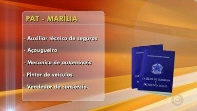 Confira as oportunidades de emprego para o Centro-Oeste Paulista - Confira as vagas de emprego disponíveis para a região de Bauru e Marília.