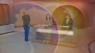 Bom Dia Brasil - Íntegra 05 Junho 2018 - O telejornal, com apresentação de Chico Pinheiro e Ana Paula Araújo, exibe as primeiras notícias do dia no Brasil e no mundo e repercute os fatos mais relevantes.