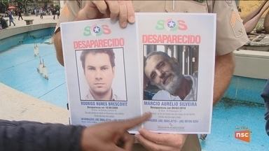 Veja o quadro 'Desaparecidos' desta terça-feira (5) - Veja o quadro 'Desaparecidos' desta terça-feira (5)