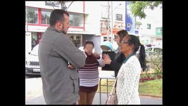 TV Diário passa a ser transmitida em novo canal a partir desta terça em Arujá - A equipe da TV Diário esteve na cidade nesta segunda-feira para tirar dúvidas de como sintonizar o novo canal na televisão.