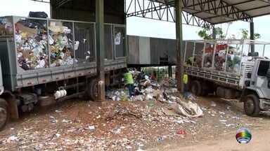 Greve dos caminhoneiros ainda gera reflexos no Oeste Paulista - Coleta de materiais recicláveis está suspensa em Presidente Prudente.