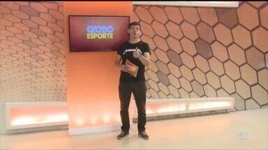 Globo Esporte - programa de 05/06/2018 - Íntegra - Globo Esporte - programa de 05/06/2018 - Íntegra