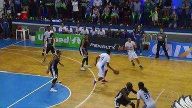 Macaé vence o Corinthians no terceiro jogo pela semifinal da Liga Ouro de Basquete - Assista a seguir.