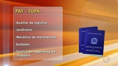 Confira as oportunidades de emprego para o Centro-Oeste Paulista - Confira quais são as vagas de emprego disponíveis para a região de Bauru e Marília.