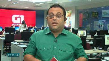 Confira os destaques do G1 Ceará nesta quarta-feria (6), com Gioras Xerez - Saiba mais em g1.com.br/ce