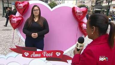 Participe da campanha de Dia dos Namorados da RPC - Seu vídeo pode aparecer na nossa programação.