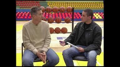 Confira a segunda parte da entrevista com Guerrinha, técnico do Mogi - Treinador fala sobre possível permanência na equipe e situação do elenco para a próxima temporada.