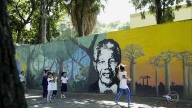 Conheça o trabalho realizado na Escola Municipal de Educação Infantil Nelson Mandela - EMEI, na Zona Norte de São Paulo. é referência na educação em cultura de paz