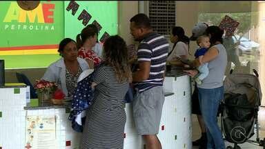 Campanha de Vacinação contra a Gripe termina na próxima sexta-feira (15) - Do público-alvo da campanha, muitas pessoas ainda não se vacinaram.