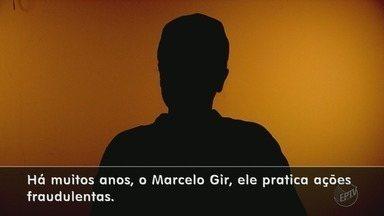 Mulher faz denúncia contra advogado suspeito de corrupção em Ribeirão Preto - Ela diz que teve prejuízo ao contratar Marcelo Gir Gomes para ações trabalhistas.
