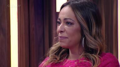 Veja o bastidor da homenagem a Samantha Schmütz de Melo no 'Tamanho Família' - Confira!