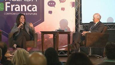 Recuperação de empregos é tema da primeira edição do 'Agenda Franca' - Encontro é uma realização da OA Eventos.