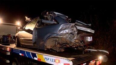 Homem morre em acidente na Rodovia Assis Chateaubriand - Ocorrência envolveu dois veículos, na noite desta sexta-feira (8).
