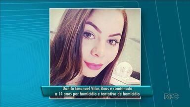 Júri popular condena irmão que baleou grávida com tiro na cabeça - Danilo Vilas Boas deverá cumprir mais 14 anos de prisão em regime fechado