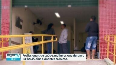 Mortes por gripe aumentam em SP - Só em maio foram 46 mortes.