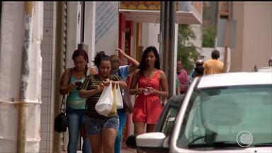 Picos se destaca pelo comércio e serviços no Sul do Piauí - Picos se destaca pelo comércio e serviços no Sul do Piauí