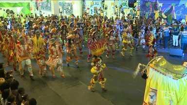 Festas juninas ganham espaço nos shoppings de São Luís - As festas juninas ganham espaço além das arraiais tradicionais da cidade. Nos shoppings, as apresentações encantam o público.