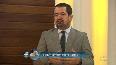 Especialista em direito do consumidor tira dúvidas sobre taxas de juros, no 'BDG Responde' - Rogério Rocha responde aos questionamentos dos telespectadores.