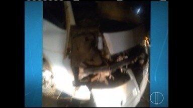 Acidente com micro-ônibus que transportava pacientes de Espinosa deixa mortos e feridos - Confira os destaques do G1 desta segunda-feira (11).