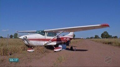 Avião é interceptado pela FAB - Avião é interceptado pela FAB