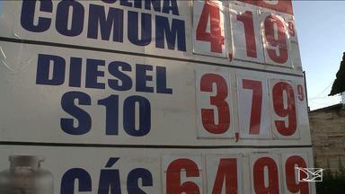 Consumidores reclamam da falta de redução nos valores do combustível no Maranhão - Governo Federal anunciou a negociação e redução nos preços do combustível, principalmente o diesel, mas essa redução ainda não foi percebida pelos consumidores.