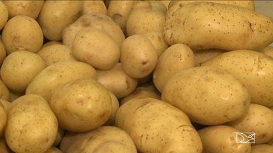 Vida Saudável: saiba os benefícios da batata-inglesa e batata-doce - Confira no quadro desta semana os tipos de batata e qual as vantagens e desvantagens que elas possuem.