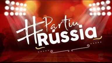 Projeto #PARTIURUSSIA, das TVs Cabo Branco e Paraíba vai acompanhar a Copa do mundo - Plínio Almeida fala sobre a cobertura da Copa do Mundo na Rússia.