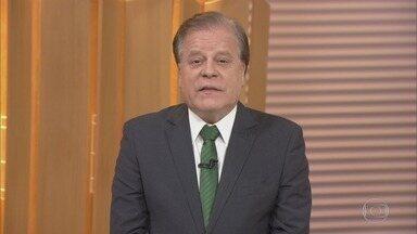 Bom Dia Brasil - Íntegra 12 Junho 2018 - O telejornal, com apresentação de Chico Pinheiro e Ana Paula Araújo, exibe as primeiras notícias do dia no Brasil e no mundo e repercute os fatos mais relevantes.