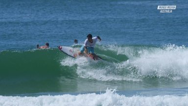 Diversão E Freesurfe Na Austrália