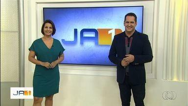 Confira os destaques do JA 1ª Edição - O Ministério Público de Goiás pede que a Saneago pare de cobrar taxa de tratamento de esgoto.
