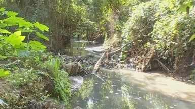 Moradores reclamam de vazamento de esgoto em bairros de Sarapuí e Tatuí - Moradores de Sarapuí e Tatuí reclamam do mau cheiro causado pelo vazamento de esgoto em bairros da cidade.