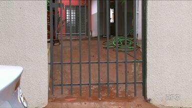 Lama invade creche em Paranavaí e aulas são suspensas - Mais de 20 cômodos foram invadidos pela chuva.