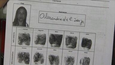 20 anos depois, mulher suspeita de assassinar policial sergipano é presa em São Paulo - A mulher usava documentos falsos e estava morando no estado de São Paulo.