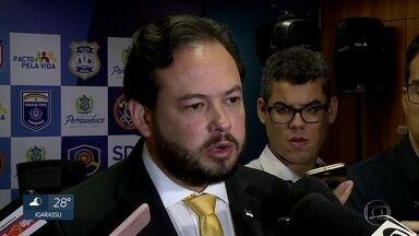 Governo divulga esquema de segurança para São João, em Pernambuco - Interior do estado recebe reforço de segurança