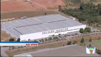 LG vai colocar 437 funcionários da fábrica de Taubaté em férias coletivas - Número de trabalhadores afetados pela medida foi divulgado pelo Sindicato dos Metalúrgicos.